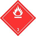 Pictogramme Classe3: Liquides inflammables
