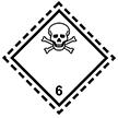 Pictogramme Classe6: Toxiques